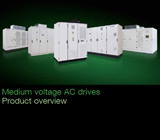 ABB Medium Voltage Drives Product Overview