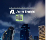 Acme Electric Transformers