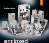Benshaw Enclosed NEMA Starters - Product Guide