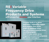 Benshaw RS I Variable Frequency Drive Overview
