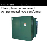 Cooper Three Phase Transformer Product Catalog