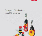 Euchner Emergency Stop Devices