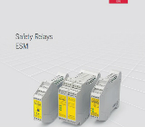 Euchner Safety Relays