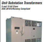 Federal-Pacific Unit Substation Transformers