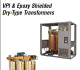 Federal-Pacific VPI & Epoxy Shielded Dry-Type Transformers