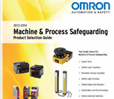 Omron Machine & Process Safeguarding Product Selection Guide - 2013-2014